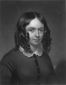 """A generation of women writers, including Elizabeth Barrett Browning, were habitual users of opium, and wrote extolling its """"calming"""" properties in their writing, new research shows. Image credit: Wikipedia"""