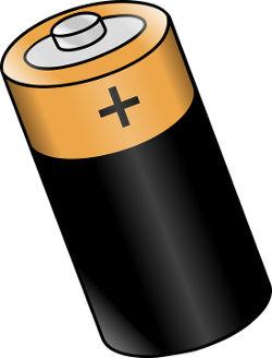 Engelbert Portenkirchner forscht an der Entwicklung einer vollorganischen, kompostierbaren Batterie. Image credit: Clker-Free-Vector-Images (Source: Pixabay)