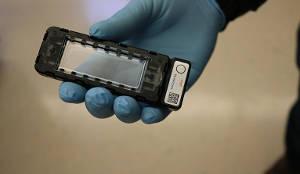 The Isocode Chip device. Image credit: Yale University