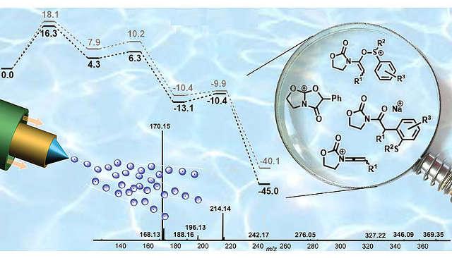 Die Zusammenarbeit mehrerer WissenschafterInnen kann zu einem weitreichenderen Verständnis von neuartigen, chemischen Reaktionen führen (Image copyright: Nuno Maulide Gruppe).