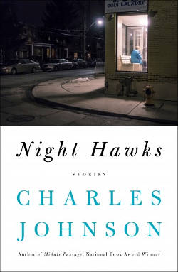"""Prof. Charles Johnson's fourth book of stories, """"Night Hawks,"""" was published by Scribner. Image credit: University of Washington"""