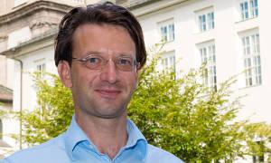 Der Bibelwissenschaftler Dominik Markl SJ (Image credit: Uni Innsbruck)
